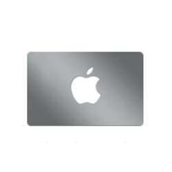 Up to 4% off Apple Store gift cards