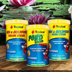 Save up to 30% on supplies for fish, pond, reptiles, dogs, cats, birds and small animals!