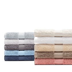 Save up to 75% off Towels and Robes