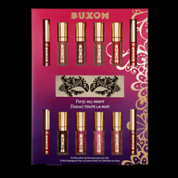 ¡Ahorre hasta 80% en kits de valores que contengan una variedad de colores de labios!