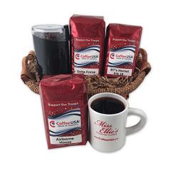 Ahorre un 5% en cada pedido cuando se una a The Coffee Club: ¡la membresía es gratuita y puede cancelarla en cualquier momento!