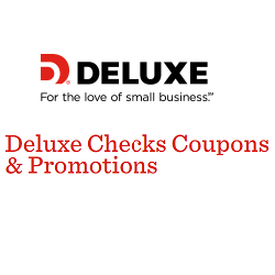 Save big with Deluxe Checks coupons and promotions.