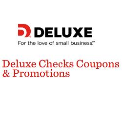 Sparen Sie viel mit Deluxe Checks-Gutscheinen und Werbeaktionen.