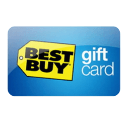 Up to 5.5% off Best Buy gift cards