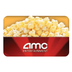 Up to 10% off AMC Theatres gift cards. Great deals on amc theaters.