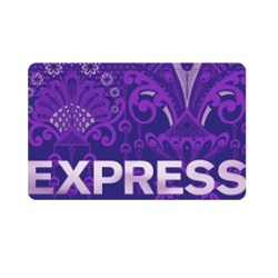 Up to 17% off Express gift cards