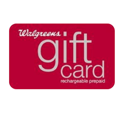 Up to 5% off Walgreens gift cards