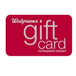 Bis zu 5% Rabatt auf Walgreens Geschenkkarten