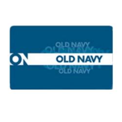 Bis zu 12% Rabatt auf Old Navy Geschenkkarten