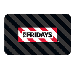 Up to 6% off TGI Fridays gift cards