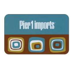 Bis zu 20% Rabatt auf Pier 1 Geschenkkarten