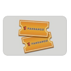 Up to 20% off Fandango gift cards
