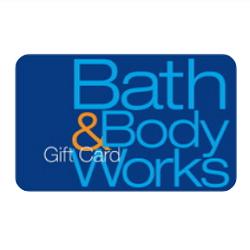 Bis zu 6% auf Bath & Bodyworks-Geschenkkarten. Tolle Angebote für Bad und Körperarbeit.
