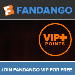 เข้าร่วมโปรแกรม Fandango VIP เพื่อรับคะแนนรับผลประโยชน์ภายในและใช้ประโยชน์จากรางวัลพันธมิตร