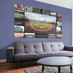 Save up to 40% on sale items, including murals and authentic, licensed sports and entertainment graphics products!