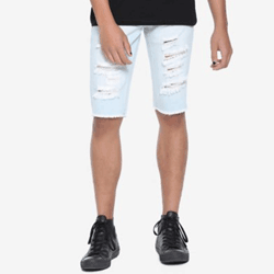 Save up to 20% off men's pants and shorts at Hot Topic