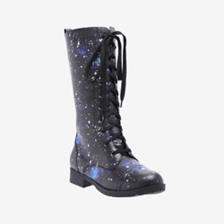 Save up to 20% off women's shoes at Hot Topic. Great deals on combat boots, over the knee boots, platform shoes.