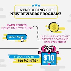 Subscribe to get access to the special rewards program.