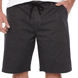 Save up to 70% off men's shorts including cargo shorts, basketball shorts, mesh shorts, training shorts, and jean shorts at JCPenney. Great deals on gym shorts, chino shorts.