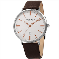 Save up to 90% off men's watches at JCPenney