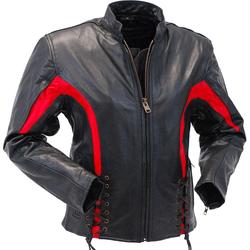 Sparen Sie bis zu 70% bei Restposten aus echtem Leder, einschließlich Jacken, Tops, Hosen, Koteletts und Accessoires!
