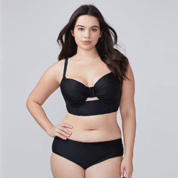 Save up to 40% off swimwear at Lane Bryant