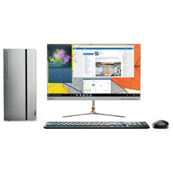 Save up to 10% off desktop computers at Lenovo.  Great Deals on lenovo desktops.