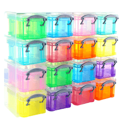 Save up to 40% off storage and organization at Michaels. Great deals on dorm storage bins, closet storage, and plastic bins.