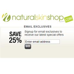 Regístrese con el correo electrónico y ahorre hasta un 25% en compras.