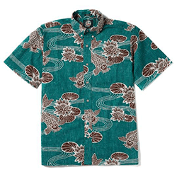 Save up to 60% on sale items, including men's and kids' Hawaiian shirts, shorts, chinos, pants, tees and swimwear!