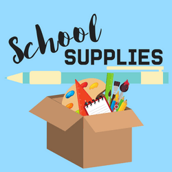 50% Off 18-piece School Supply Kit!