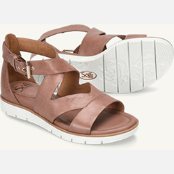 Save up to 40% on Sofft's women's sale shoes, sandals, wedges, heels, flats, sneakers, booties and boots!