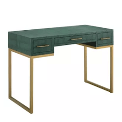 Save up to 25% off desks at Target.