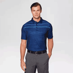 Save up to 60% off men's activewear, golf shirts, golf shorts, and running tights at Target