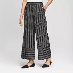Save up to 60% off women's pants at Target. Great deals on wide leg pants, leggings.