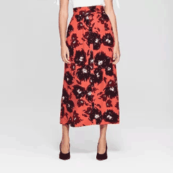 Save up to 60% off skirts at Target. Great deals on mini skirts, midi skirts, pleated skirts, plaid skirts.