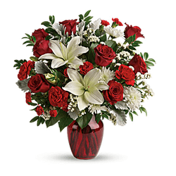 With Deal of the Day bouquets, you pick your price and expert florists exercise their creativity to design a beautiful bouquet using the freshest seasonal flowers available, starting at $50.