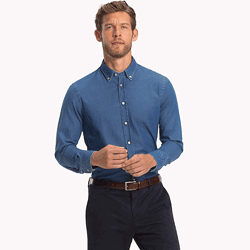Save up to 50% off men's shirts and and button downs at Tommy Hilfiger. Great deals on buttondown shirts, button down shirts, button-down shirts, button downs, buttondowns, short sleeve button downs.