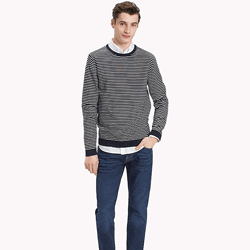 Save up to 55% off men's sweaters and sweatshirts at Tommy Hilfiger. Great deals on hoodies, crewneck sweaters.