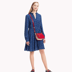 Save up to 35% off dresses and skirts at Tommy Hilfiger. Great deals on pleated skirts, wrap skirts, t-shirt dresses, midi dresses.