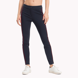 Save up to 50% off women's pants and shorts at Tommy Hilfiger. Great deals on leggings, jeggings, sweatpants, sweat pants, denim shorts, jean shorts.