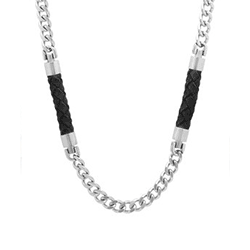 Save up to 90% off men's necklaces at Walmart