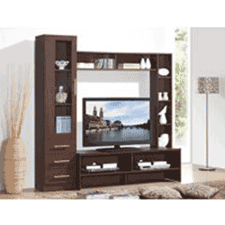 Save up to 60% off tv stands and entertainment centers at Walmart