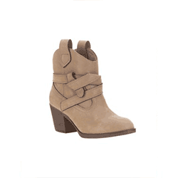 Save up to 65% off women's boots, booties, and rain boots at Walmart