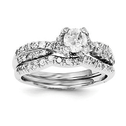 Save up to 70% off women's rings at Walmart. Great deals on cubic zirconia rings, gold rings, sterling silver rings, gold bands.