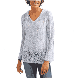 Save up to 60% off women's sweaters, cardigans, and turtlenecks at Walmart