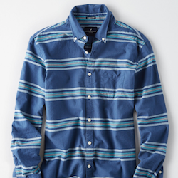 Save up to 70% off men's shirts at American Eagle. Great deals on  shirts, button down shirts, button-down shirts, button downs, buttondowns, short sleeve button downs.
