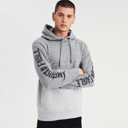 Save up to 60% off men's hoodies and sweatshirts at American Eagle. Great deals on  zipper hoodies, zip sweatshirts, pullover hoodies, zip up hoodies.