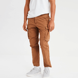 Save up to 75% off men's pants at American Eagle
