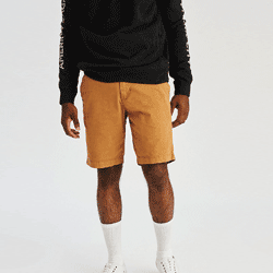 Save up to 70% off men's shorts at American Eagle. Great deals on  khaki shorts, slim fit shorts, flat front shorts, cargo shorts,.